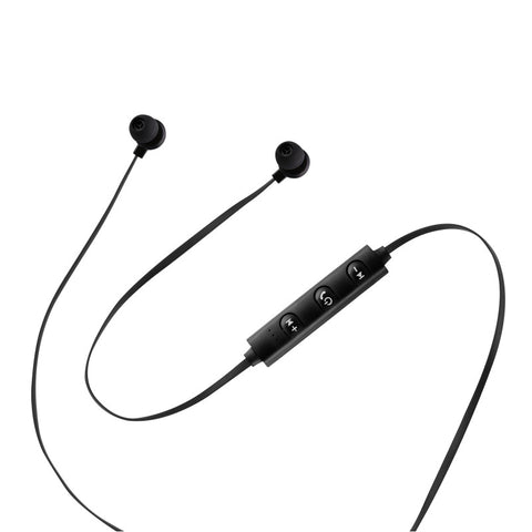 Auriculares Bluetooth T'nB Playback Microfone Preto