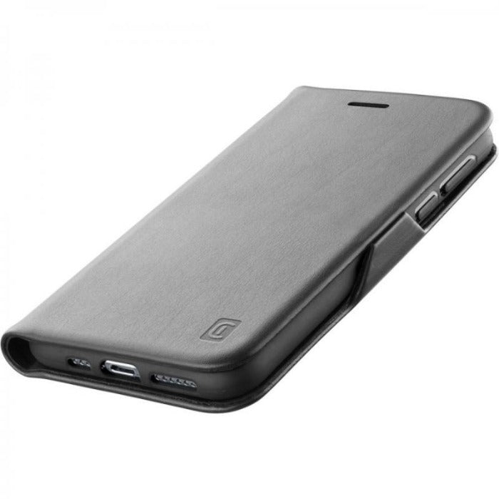 Capa Cellularline Samsung S21 Bookclutch Preto