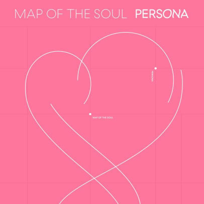 BTS Maps of the Soul: Persona CD