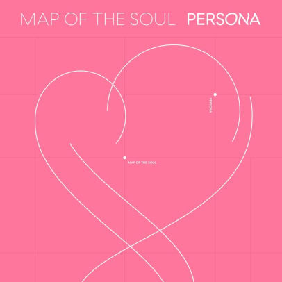 CD BTS Maps of the Soul: Persona