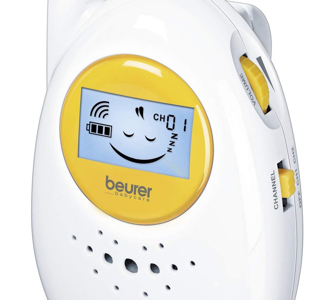 Beurer Intercomunicador Bebé Babyphone BY 84