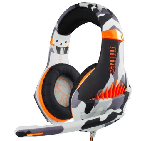 Blade Headset Gaming Multiplataforma Phobos Winter Warrior