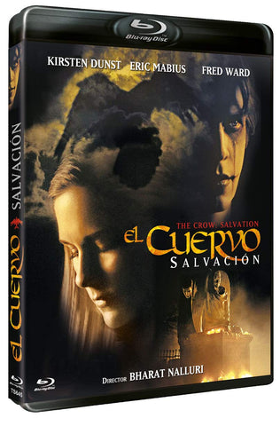 Blu-Ray Corvo 3 (Crow-The Salvation)