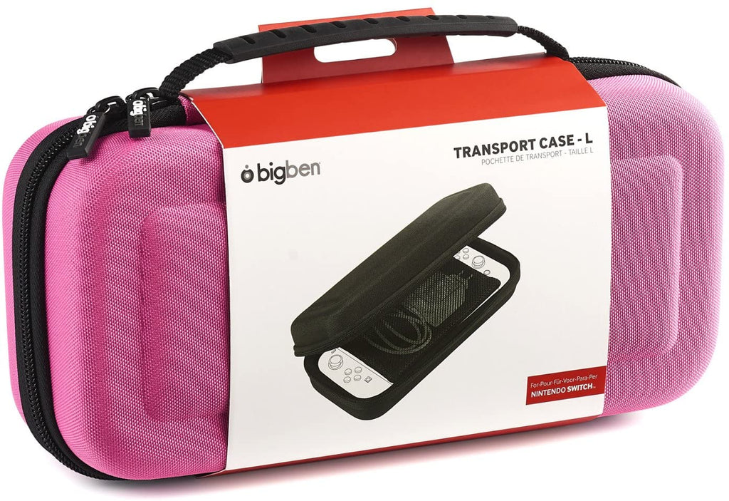 Bolsa Big Ben Switch Rígida Rosa