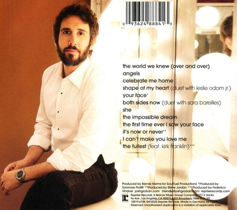 CD Josh Groban - Harmony