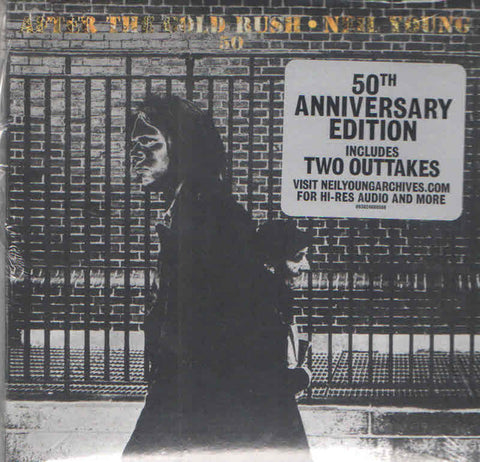 CD Neil Young - After The Gold Rush - 50th Anniversary