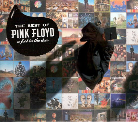 CD Pink Floyd - A Foot in The Door (Best Of)