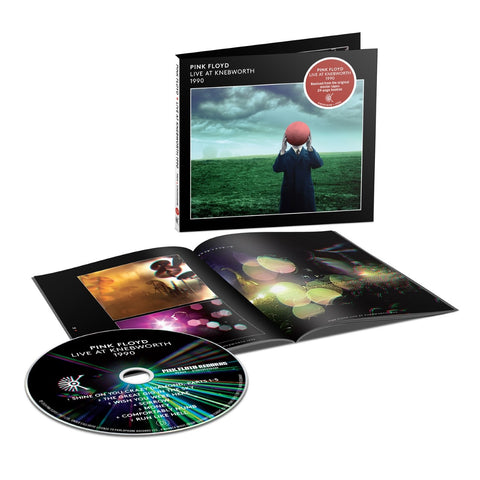CD Pink Floyd - Live At Knebworth 1990