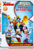CASA DO MICKEY MOUSE, A: TOCAR É DIVERTIDO DVD