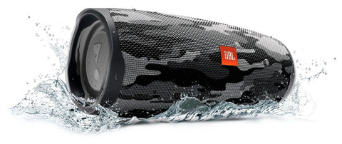 Coluna Portátil JBL Charge 4 Bluetooth Winter Camo