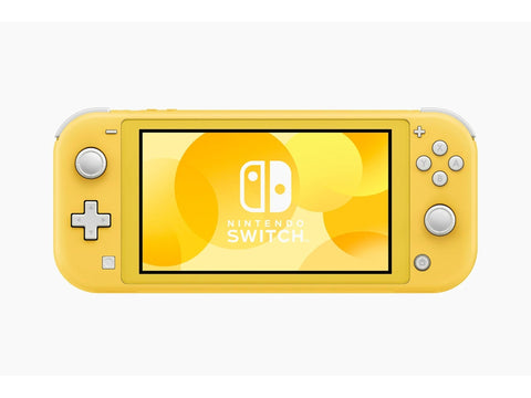 Consola Switch Lite Amarelo