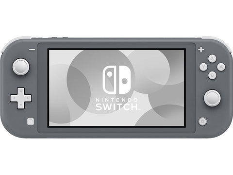 Consola Switch Lite Cinzento