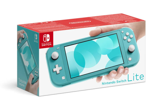 Consola Switch Lite Turquesa