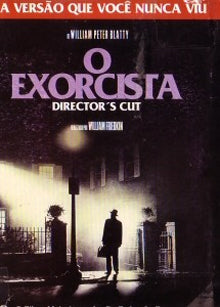 DVD Exorcista Directors Cut