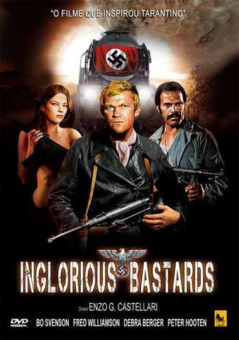 DVD Inglorious Bastards