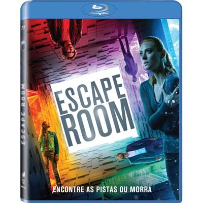 Blu-Ray Escape Room
