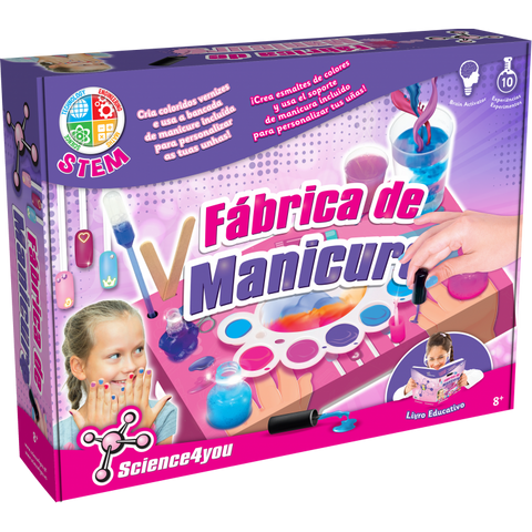 Science4You Fábrica De Manicure
