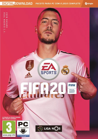 PC FIFA 20 (Código de Download)