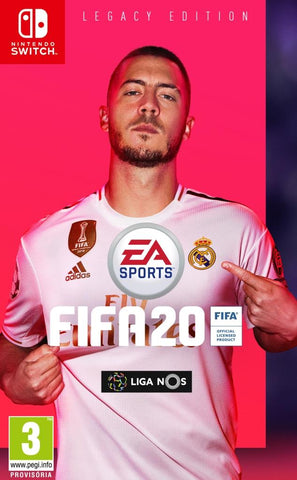 Jogo Switch FIFA 20 (Legacy Edition)