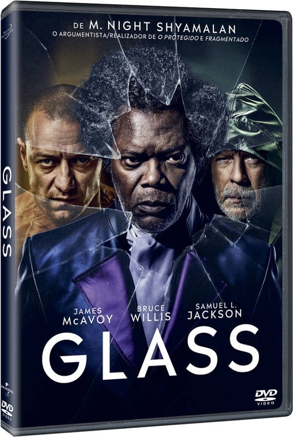 DVD Glass
