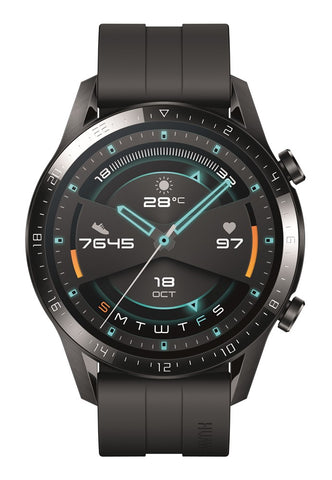 Smartwatch Huawei Watch GT 2 Sport 46mm Preto - Smartwatch