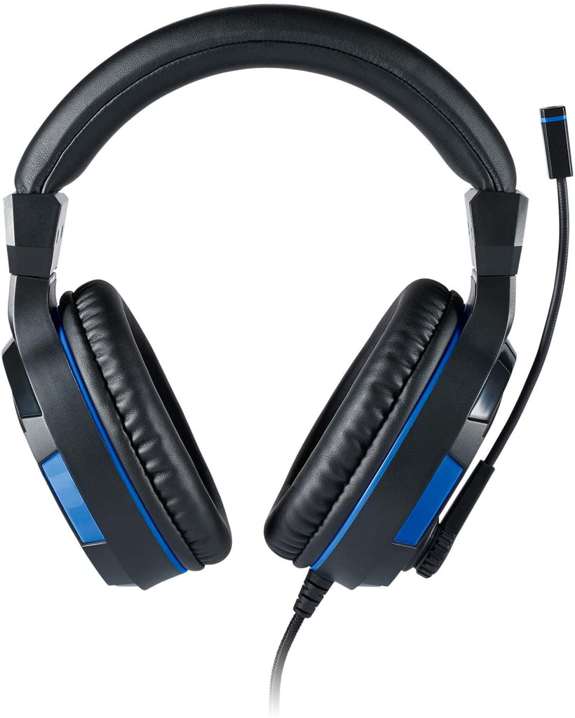 Headset Gaming Big Ben PS4 Oficial V3 Titânio