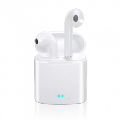 Icarus Auriculares i7S True Wireless Branco