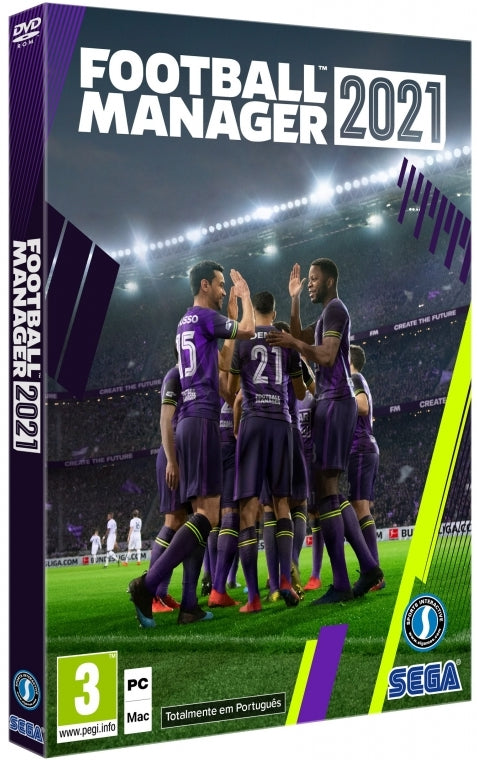 Jogo PC Football Manager 2021