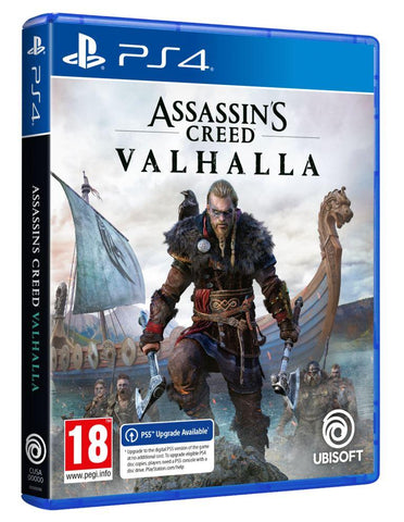 Jogo PS4 Assassin's Creed Valhalla