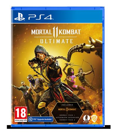Jogo PS4 Mortal Kombat 11: Ultimate