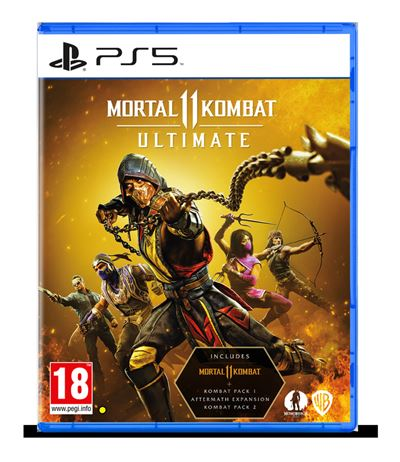Jogo PS5 Mortal Kombat 11: Ultimate