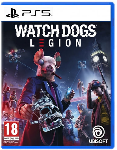 Jogo PS5 Watch Dogs Legion