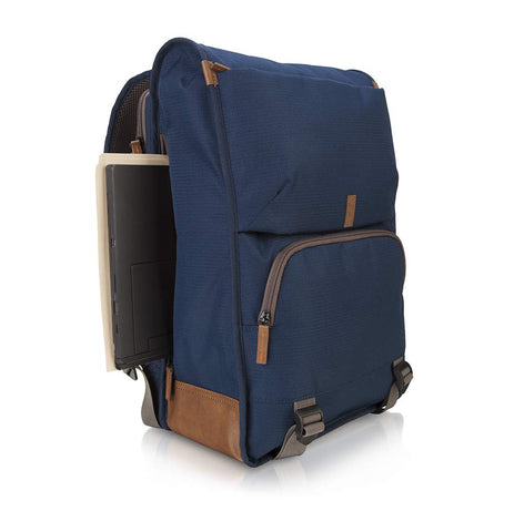 Lenovo Mochila Laptop Universal Urban Backpack B810 Azul 15,6
