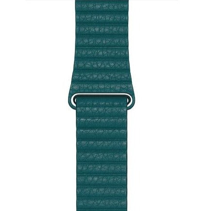 Bracelete Apple Watch Loop Pele (44mm. M) Pavão