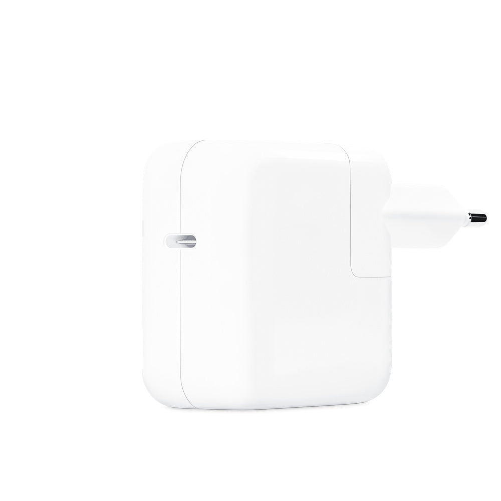 Adaptador de corrente Apple 30W USB-C (iPhone. iPad. MacBook)