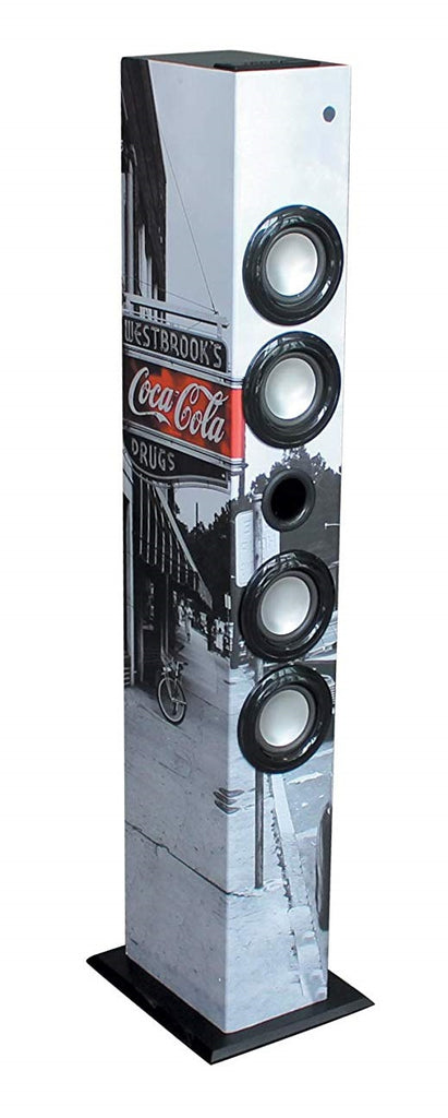 Torre de Som Metronic Bluetooth Coca-Cola FM USB MP3 64W (477590)