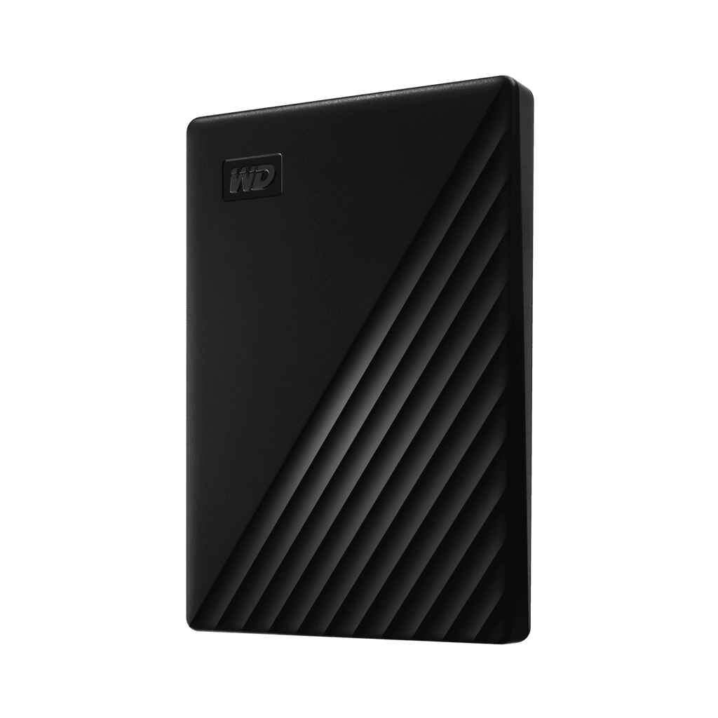 Disco Externo 2.5 Western Digital My Passport 1TB USB 3.2 Preto