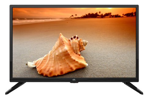 TV OK. ODL 24660HP-DB LED 24