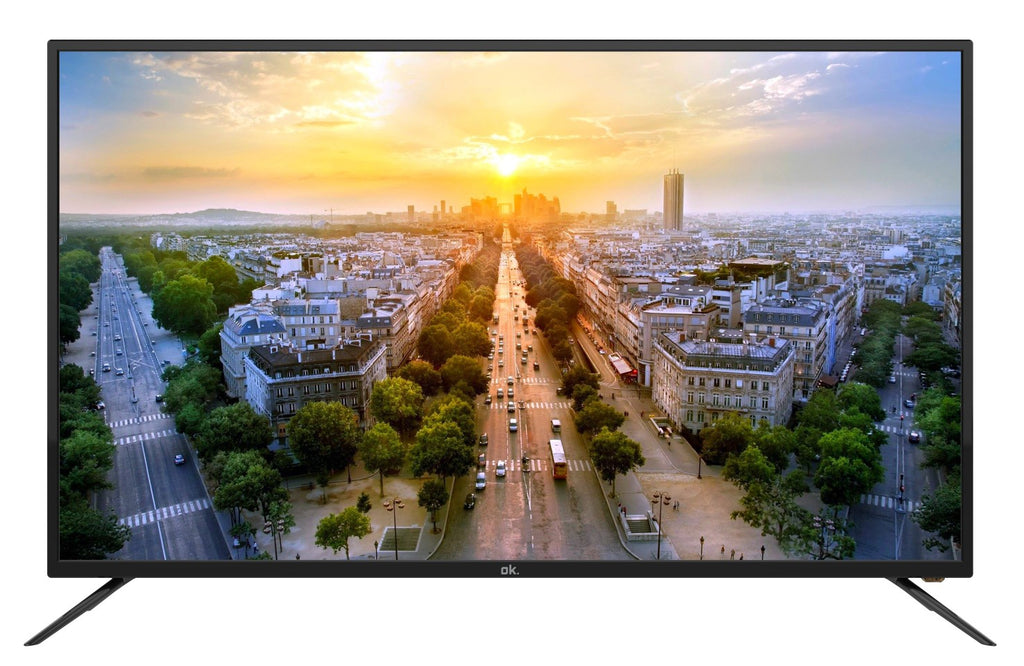Smart TV OK. ODL 50660FP-DAB LED 50 Ultra HD 4K Android