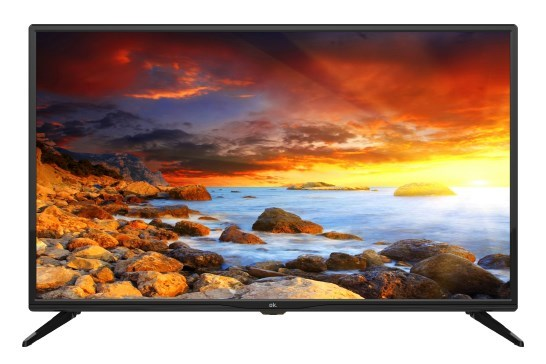 TV OK. ODL 32660FP-DB LED 32 HD