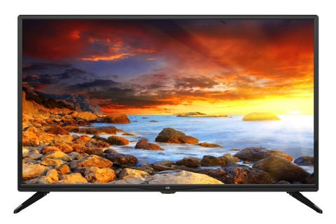 TV OK. ODL 32660HP-DB LED 32