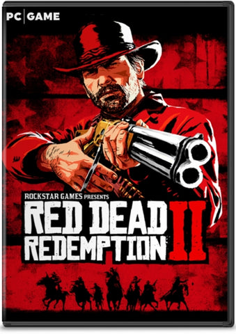 Jogo PC Red Dead Redemption 2