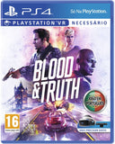 Jogo PS4 Blood and Truth VR
