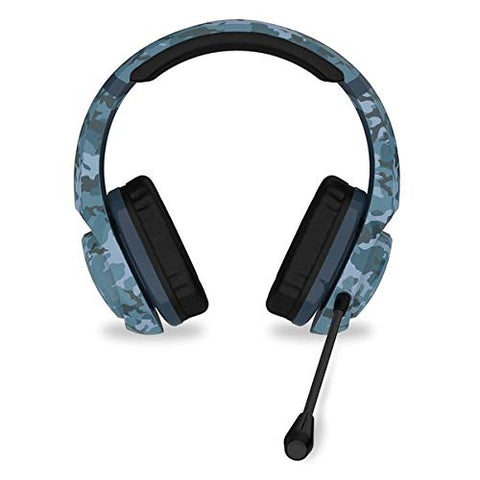 4Gamers PS4 Headset Gaming PRO 4-70 Camo Azul
