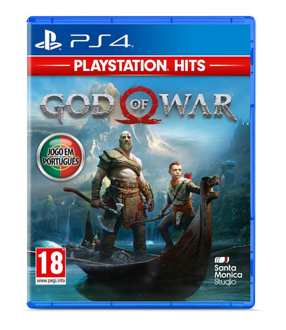 Jogo PS4 Hits God Of War