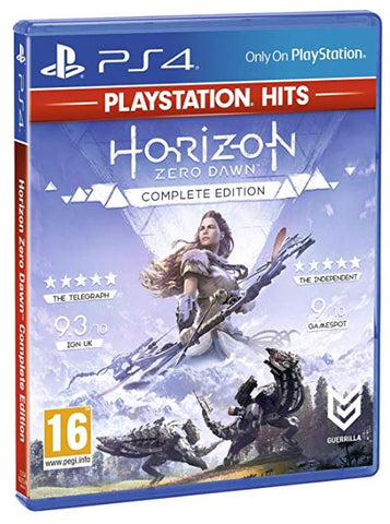 Jogo PS4 Hits Horizon Zero Dawn Complete Edition