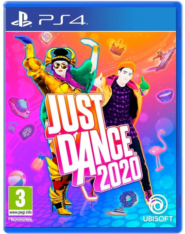 Jogo PS4 Just Dance 2020