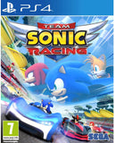 Jogo PS4 Team Sonic Racing
