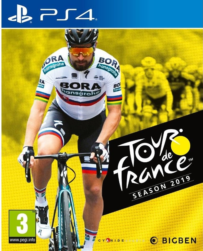 Jogo PS4 Tour de France 2019