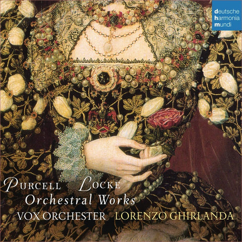 Purcell & Locke Orchestral Works CD